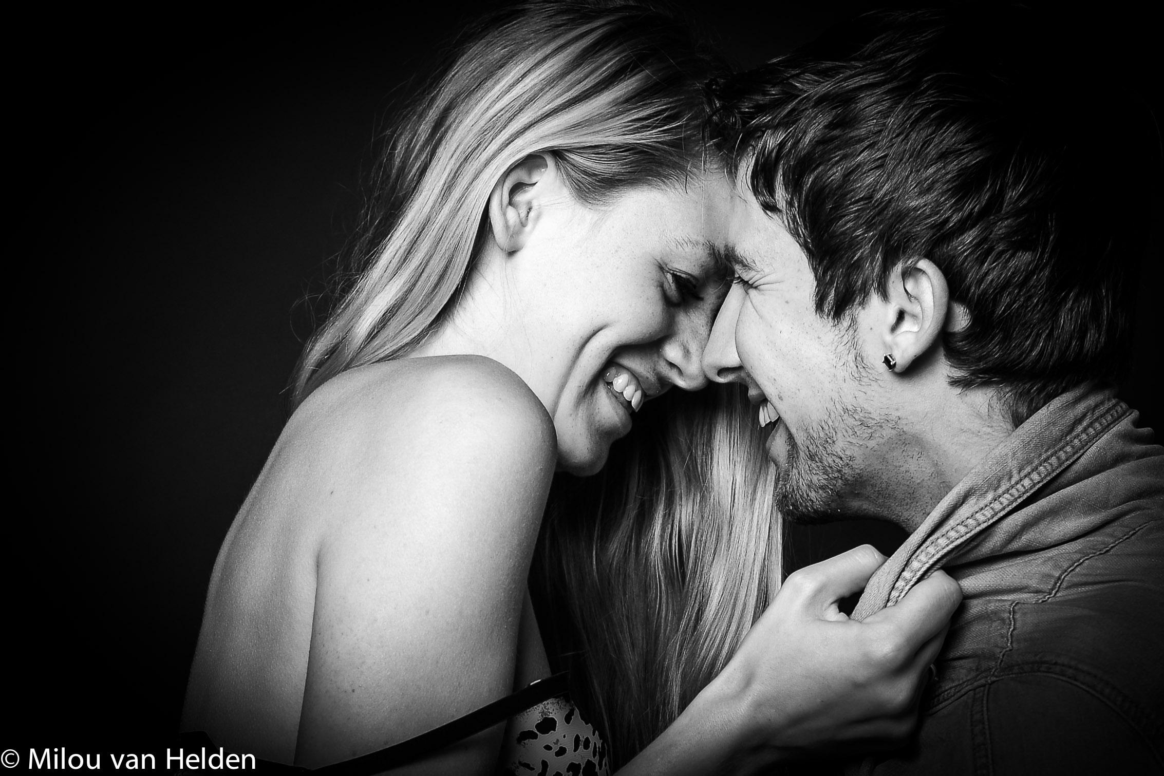 Fotoshoot kadobon voor een romantische fotoshoot